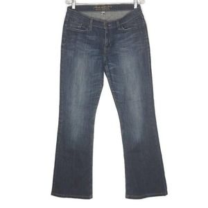 Abercrombie & Fitch Jeans Emma Boot Cut Blue